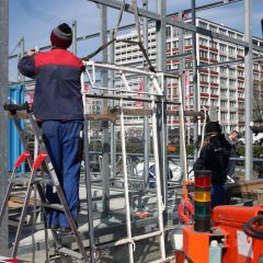 2019/04/04 BHR-OX Construction day – photo