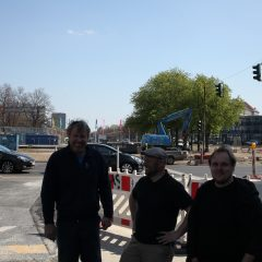 2019/04/16 BHR-OX Construction day – photo