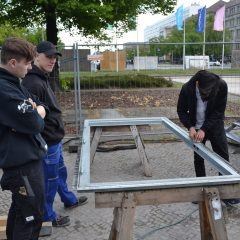 2019/05/08 BHR-OX Construction day – photo