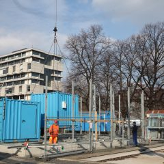 2019/03/20 BHR OX Construction day – photo