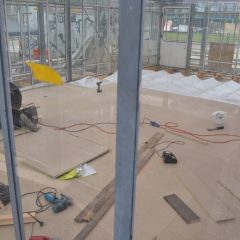 2019/05/22 BHR OX Construction day – photo