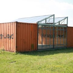 bauhaus reuse Pavillon (THF)