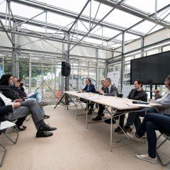 BHR OX Soft Opening Pressekonferenz