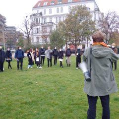 BERLIN IST VIELE STÄDTE.