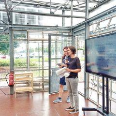 Campus Charlottenburg 2. Mobilitätstreffen