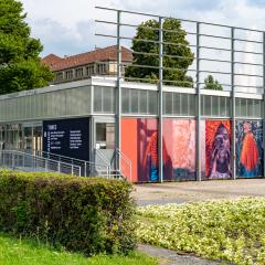 STAGING TIMES Ausstellung