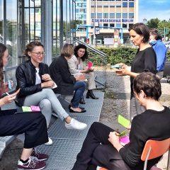 Campus Charlottenburg 2. Workshoptreffen